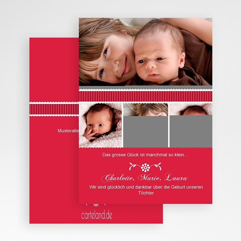 Geburtskarten für Mädchen - Cara 19650 thumb