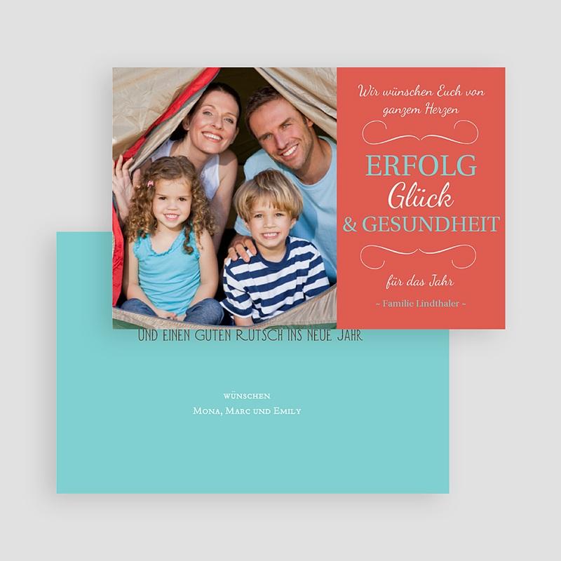 Weihnachtskarten Neujahrswünsche gratuit