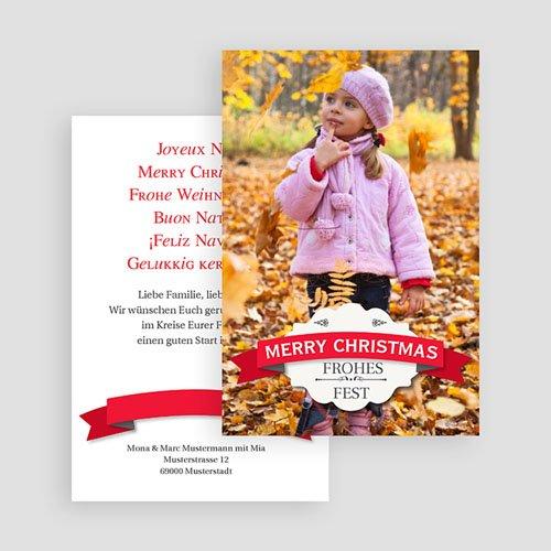Weihnachtskarten - Duftende weihnachten 19832 test