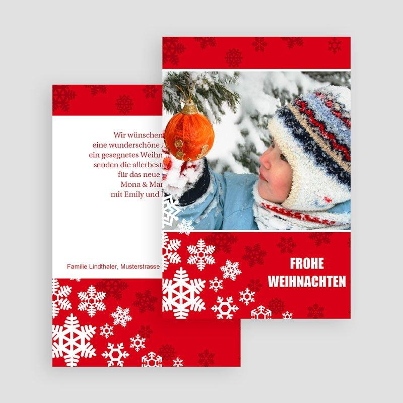 Weihnachtskarten Heiliger Abend gratuit