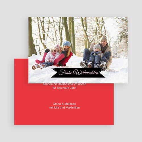 Weihnachtskarten - Winterlich 19872 preview