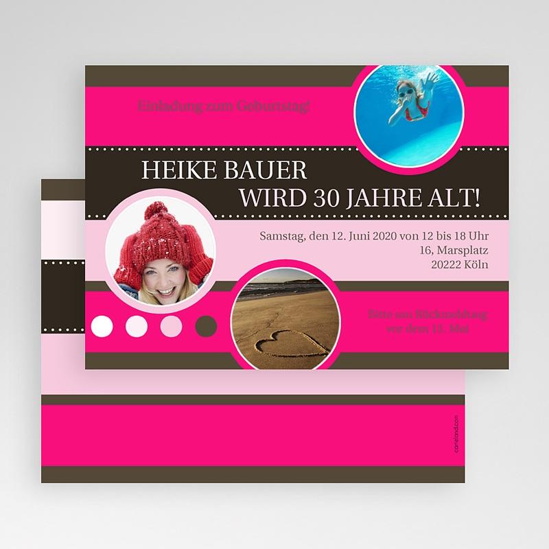 Erwachsener Einladungskarten Geburtstag Freundschaft gratuit