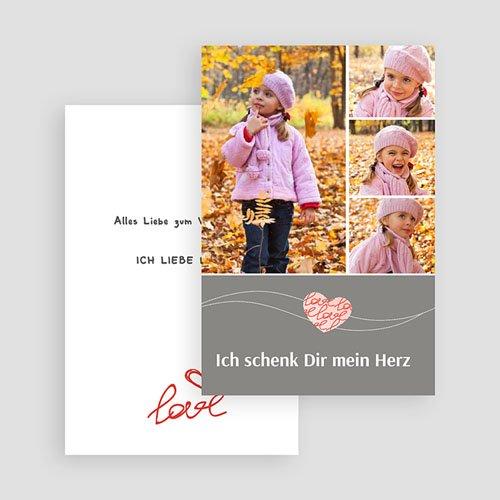 Karten zum Valentinstag - Amore 19975 test