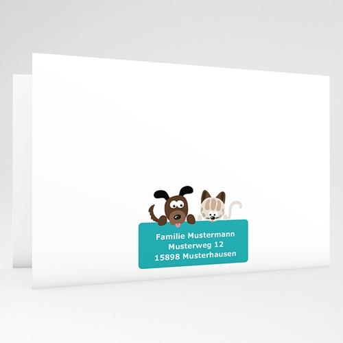 Einladungskarten Hochzeit  - Familienhochzeit 20072 test