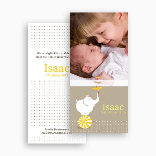 Babykarten für Jungen - Elefant 20119 test