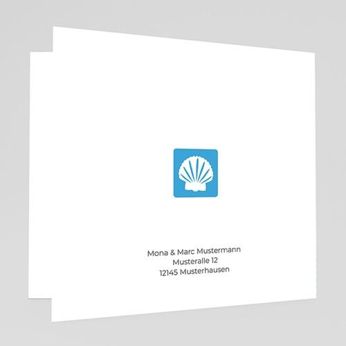 Einladungskarten Taufe Jungen  - Louis 20128 test