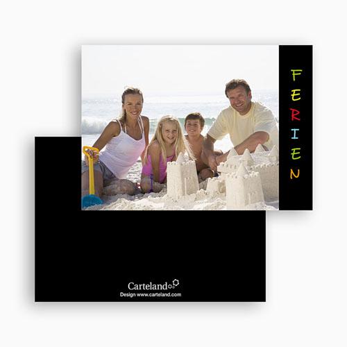 Fotokarten selbst gestalten - Urlaubsgrüsse  20271 test