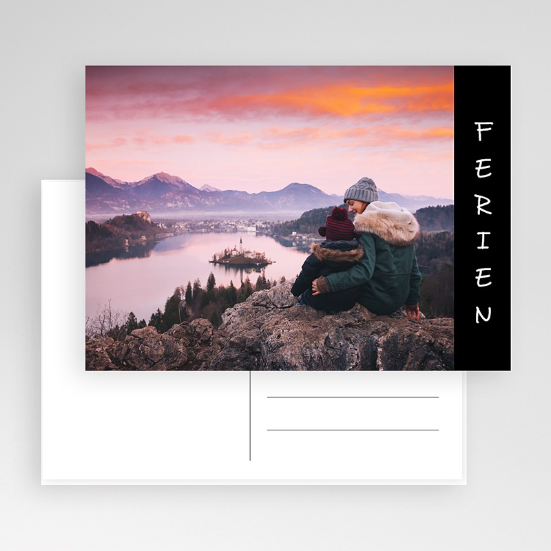 Fotokarten selbst gestalten - Adria Postkarte 20272 thumb