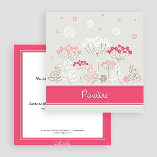 Geburtskarten für Mädchen - Pauline 20407 preview