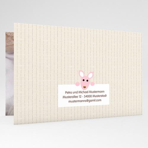 Geburtskarten für Mädchen - Paulina 20409 preview