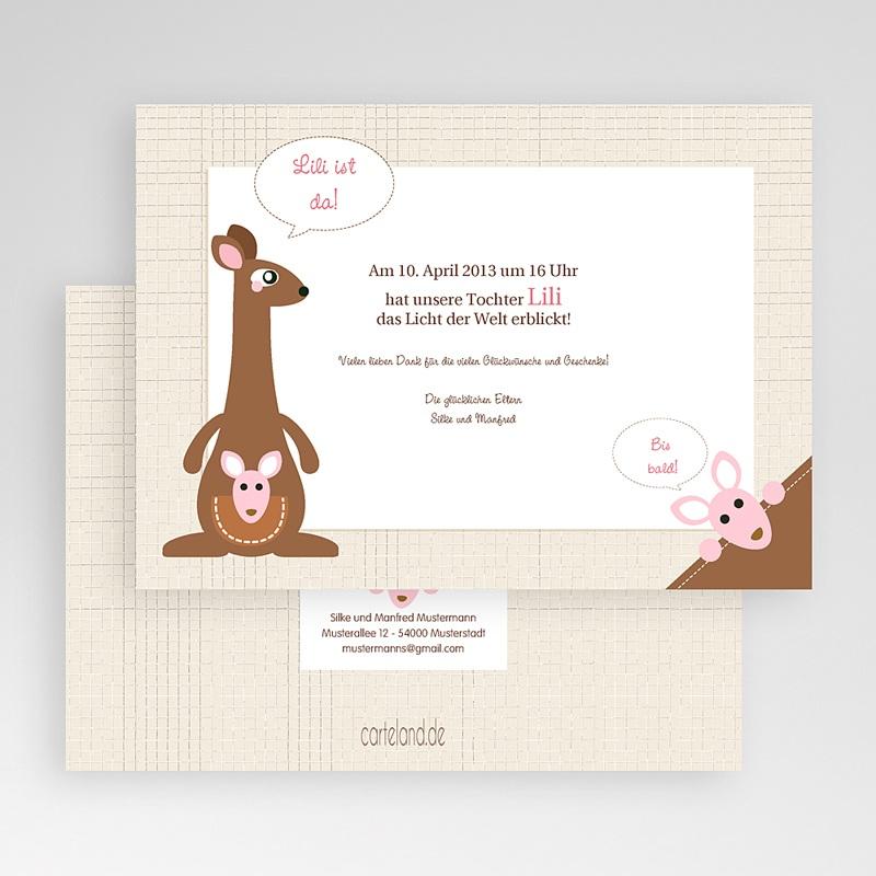 Geburtskarten für Mädchen Mila gratuit