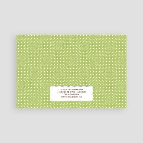 Geburtskarten für Mädchen - Schildkrötenbande 2043 preview