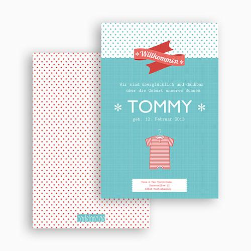 Babykarten für Jungen - Tommy 20446 preview
