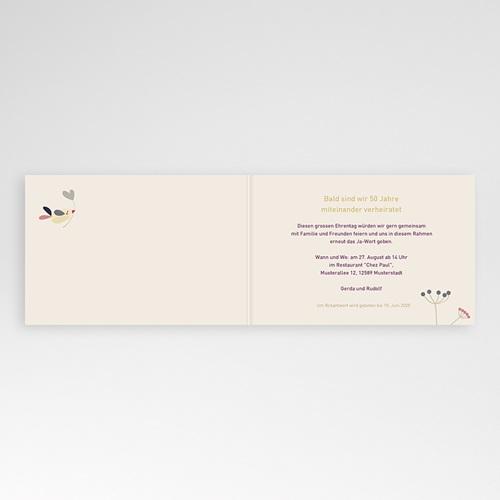 Hochzeit Einladungskarten Geburtstag Vogelhochzeit pas cher