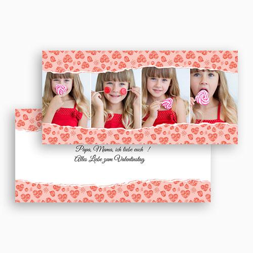 Karten zum Valentinstag - Fest der Liebe 20706 preview