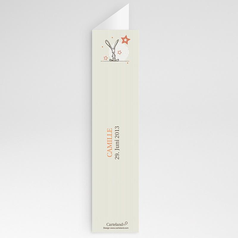 Menükarten Taufe - Sanft 20860 thumb