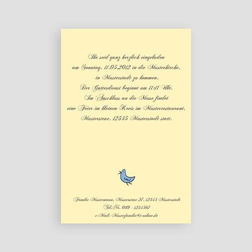 Einladungskarten Kommunion fur Mädchen Symbole pas cher