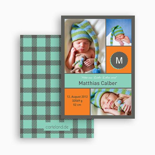 Dankeskarten Geburt Jungen - Marcus 20947 preview