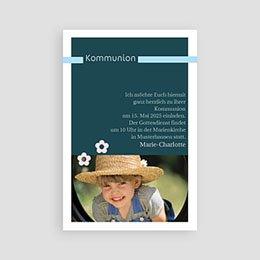 Karten Kommunion Fotoreihe