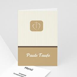 Taufkarte - 1
