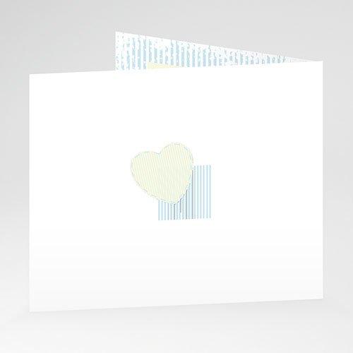 Archivieren - Initialien in blau 21374 test