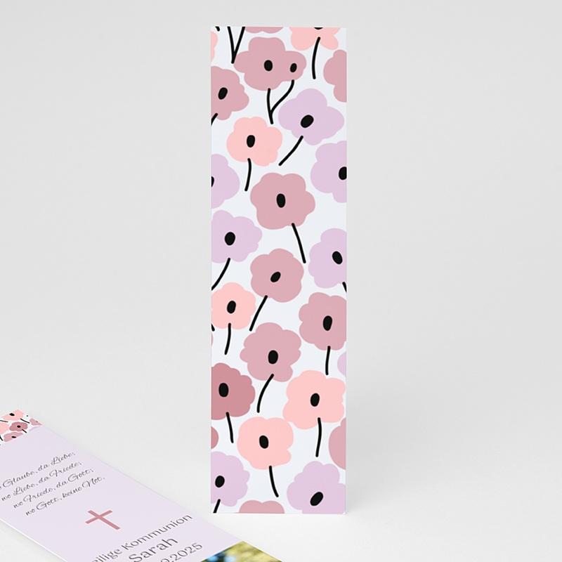 Lesezeichen - Rosablüten 21579 thumb