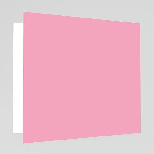 Geburtskarten für Mädchen - Rosa Floral 21736 preview