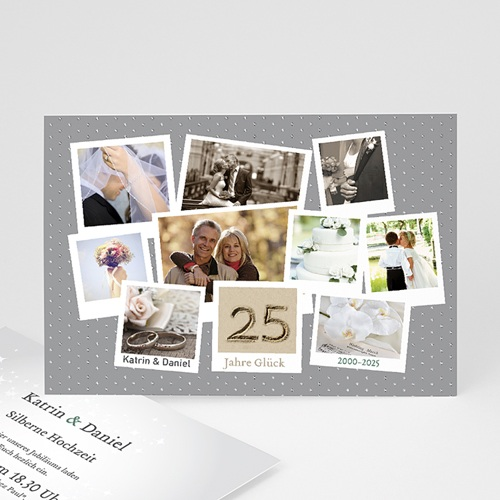 Silberhochzeit und goldene Hochzeit  - Fotoreihe 21779 test