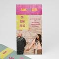 Save The Date Karten Hochzeit Liebendes Paar