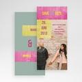 Save The Date Karten Hochzeit Liebendes Paar pas cher