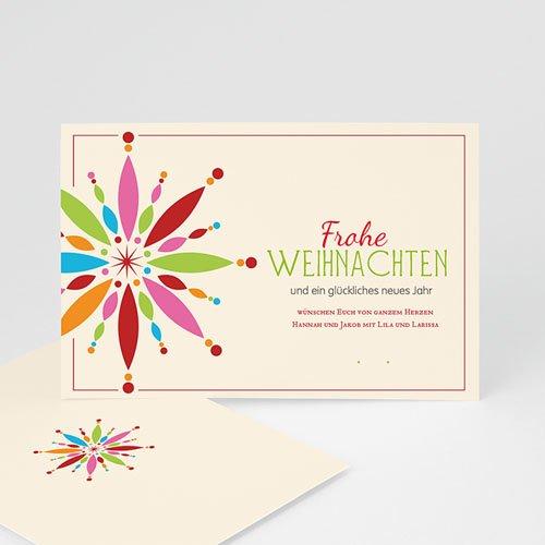 Weihnachtskarten - Klingeling 21808