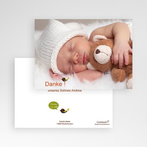 Dankeskarten Geburt Mädchen - Esprit Bohème 21866 preview