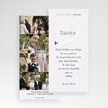 Danksagungskarten Hochzeit  Ziel Glück pas cher