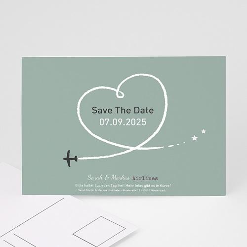 Save The Date  - Flugziel Glück 21969 thumb