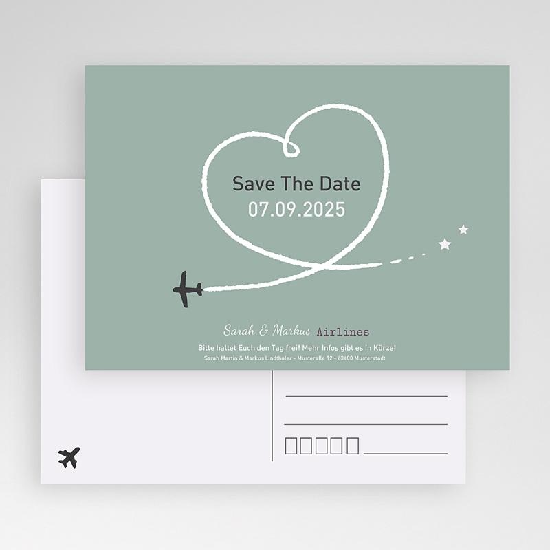 Save The Date  - Flugziel Glück 21971 thumb