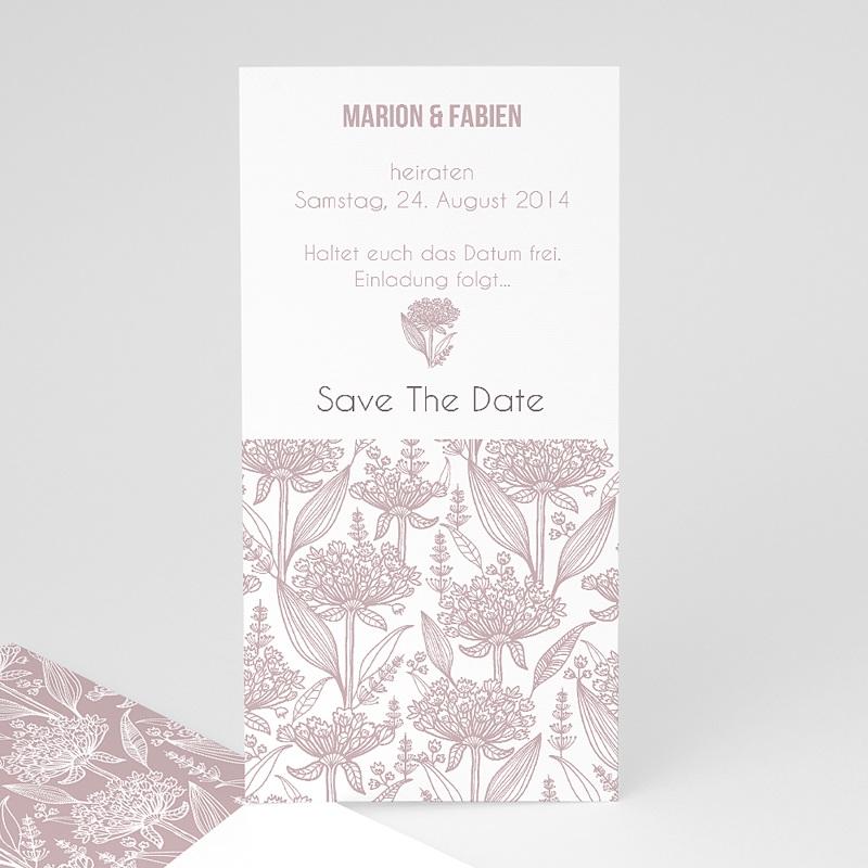Save The Date Karten Hochzeit Ein Flair von früheren Zeiten