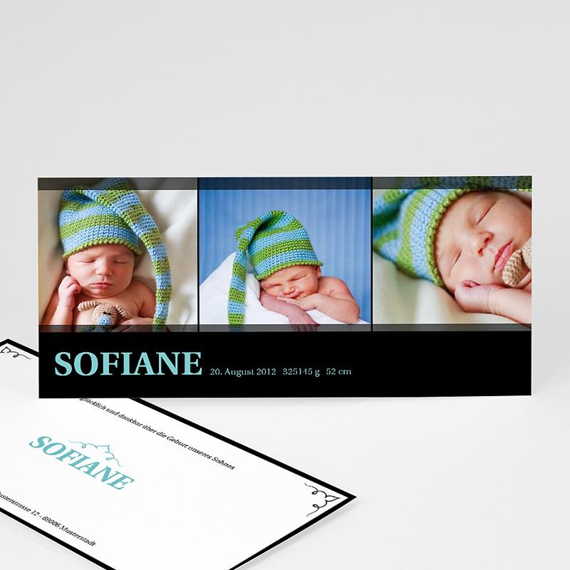 Geburtskarten für Mädchen Laura