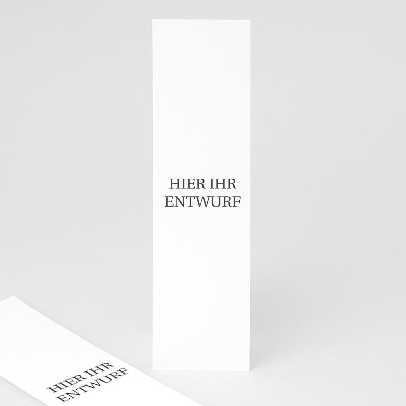 Personalisierte Lesezeichen 100 Design