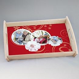 Tablett Geschenke Verspielt