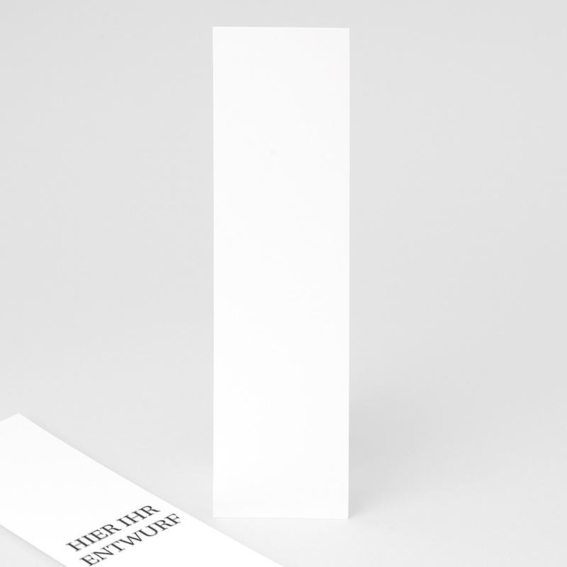 Personalisierte Lesezeichen Blanko pas cher