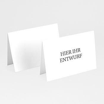 Tischkarten Hochzeit personalisiert - 100% création chevalet - 1