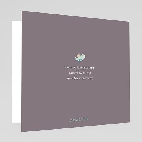 Babykarten für Jungen - Blumenkrone 22443 preview