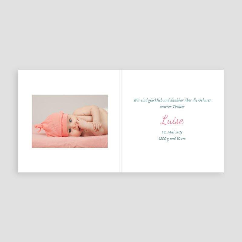 Geburtskarten für Mädchen - Die Neuigkeit 22490 thumb