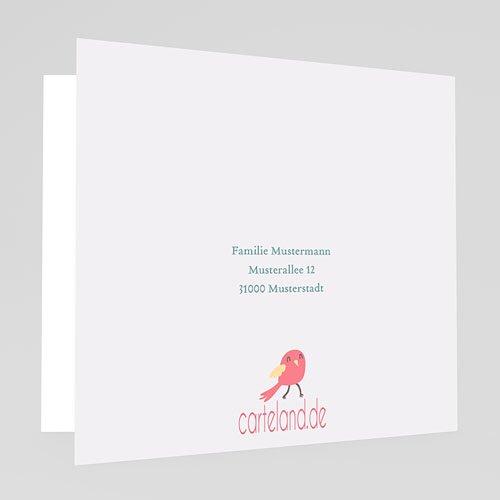 Geburtskarten für Mädchen - Die Neuigkeit 22491 preview
