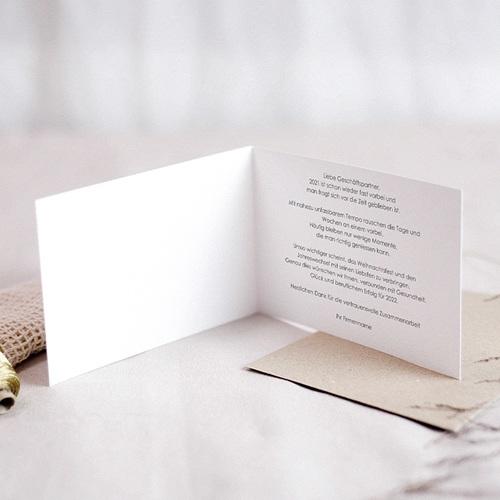 Weihnachtskarten - Papier- Weihnachtsbaum 22639 test