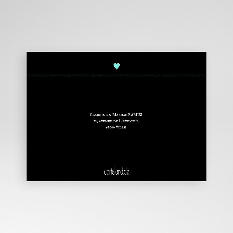 Geburtskarten für Jungen Fotoreihe schwarz pas cher
