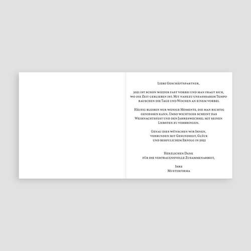 Weihnachtskarten - Kugelförmig 22693 preview
