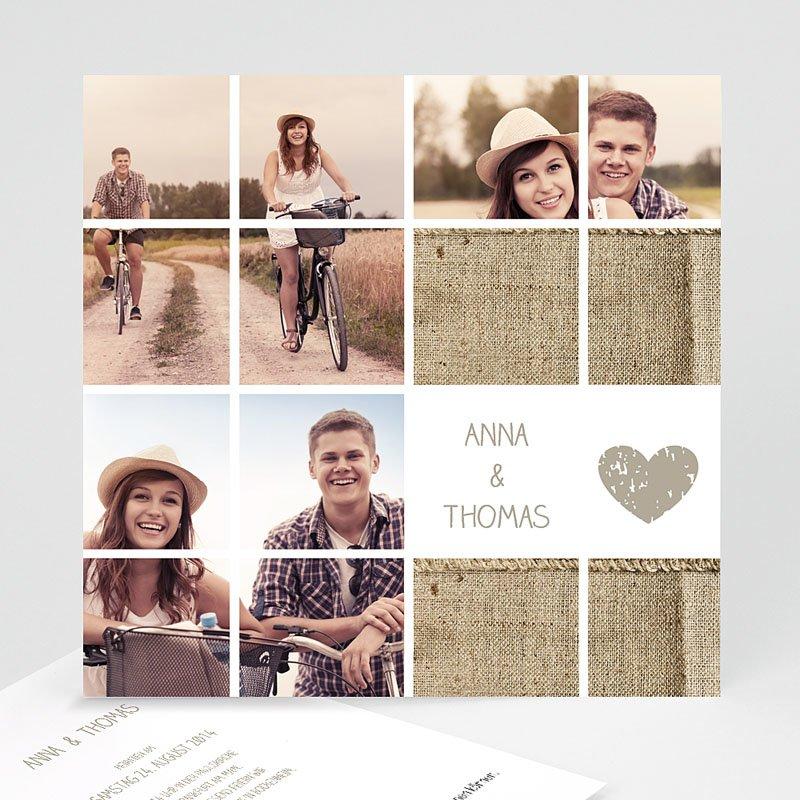 Einladungskarten Hochzeit  - Diashow 22701 thumb