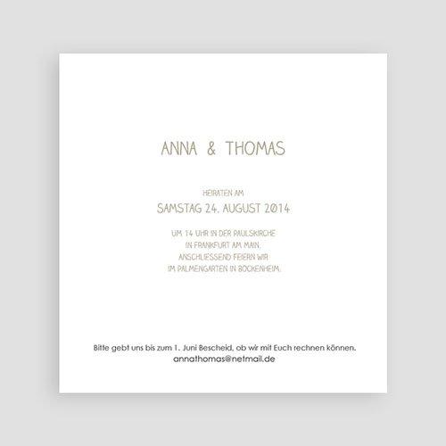 Einladungskarten Hochzeit  - Diashow 22702 thumb
