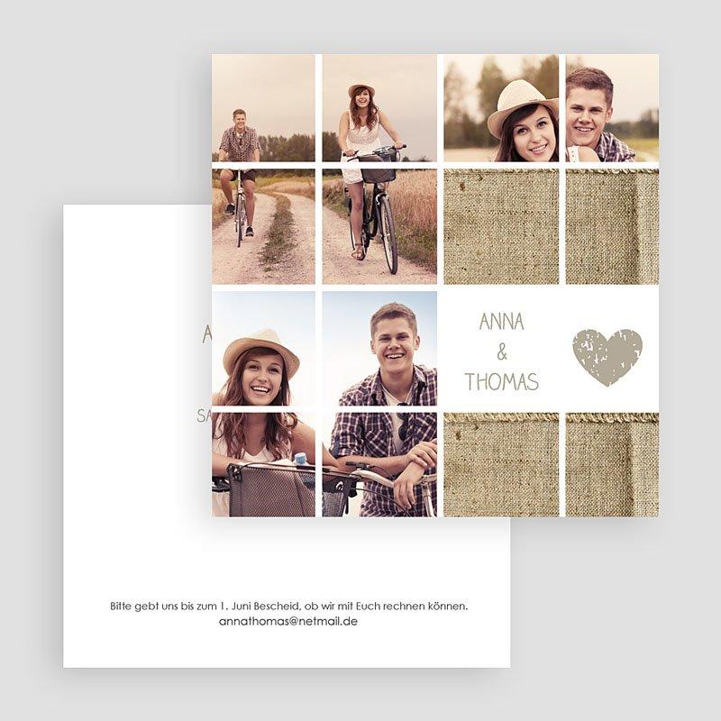 Einladungskarten Hochzeit  - Diashow 22703 thumb